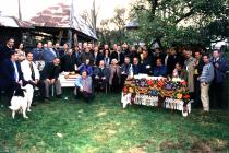 Anii '90. Desești, Maramureș. La Serile de Poezie Nichita Stănescu, �patronate� de Laurenţiu Ulici