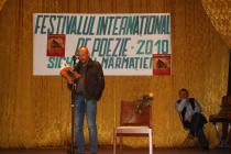 2010. Lectură la Casa Municipală de Cultură din Sighetul Marmației. Cu Gheorghe P�rja