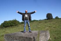 2010. Pe dealul Dobăieșului, Sighetul Marmației