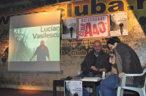 2011. Lectură la Club A. Cu un cristian