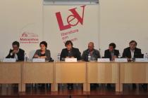 2013. Matosinhos, Portugalia. Festivalul LeV (Literatura �n călătorie)