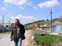 La Grușova, Basarabia, satul natal al mamei