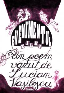 Evenimentul zilei - un poem văzut de Lucian Vasilescu