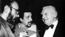1992. Cu Florin Toma și Ion Rațiu